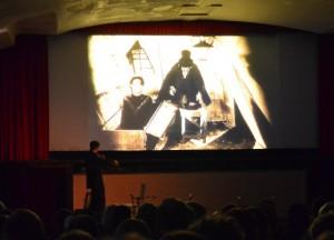 Das-Cabinet-des-Dr.-Caligari-Premiere-im-Rialto-Kino-555x400